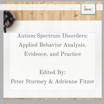 Download- Autism Spectrum Disorders: Applied Behavior Analysis, Evidence and Practice